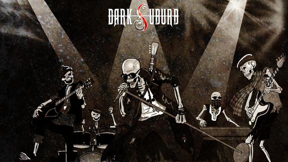Dark Suburb - Alternative Alternative Rock Live Act in Accra