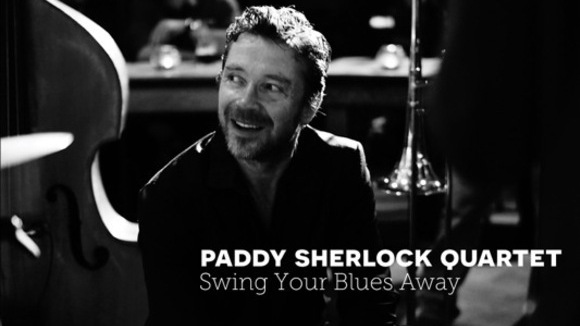 Paddy Sherlock quartet - Jazz Live Act in Griselles