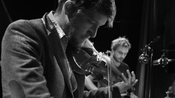 duo Benjamin Flament / Clément Janinet - Jazz Live Act in PARIS