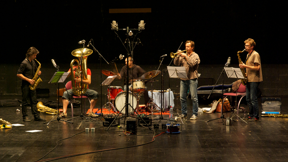 Mâäk Quintet - Jazz free jazz Live Act in Brussels
