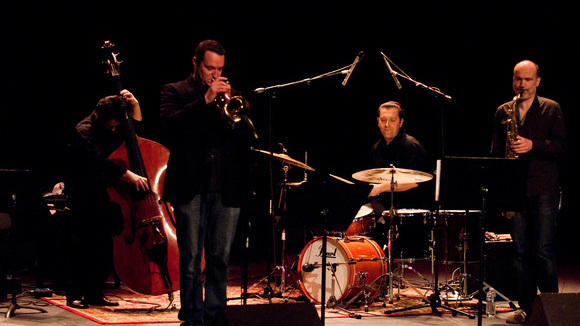 Diego Imbert Quartet - Jazz Live Act in Autreville/Renne