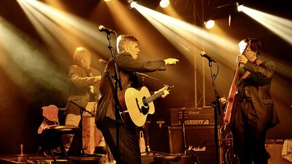 Huckstorf Bande - Rock Blues Folk Rockabilly Bluegrass Live Act in Rostock