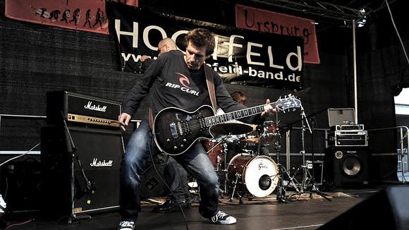HOCHfELd - Rock Deutschrock Pop Live Act in Rostock