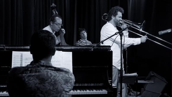 Sebastien Llado Quartet - Jazz Live Act in Montreuil
