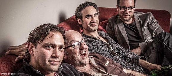 The Ploctones - Jazz Live Act in Rotterdam