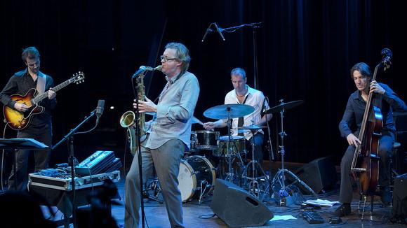 Jasper Blom Quartet - Jazz Electro Jazz Live Act in Amsterdam
