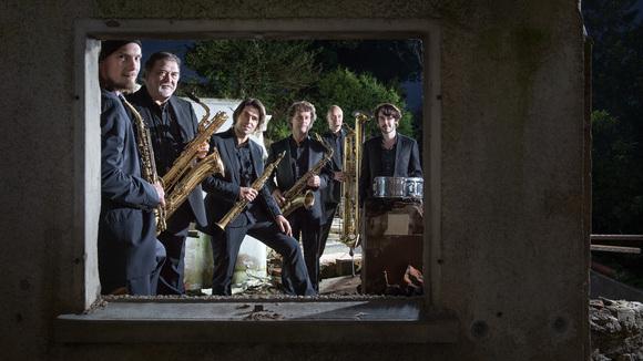 klapparat - Jazz Instrumental Latin Live Act in Bern
