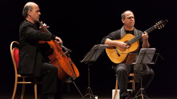 Tavares & Faria Duo - Jazz Neo-Klassik Live Act in Glanshammar