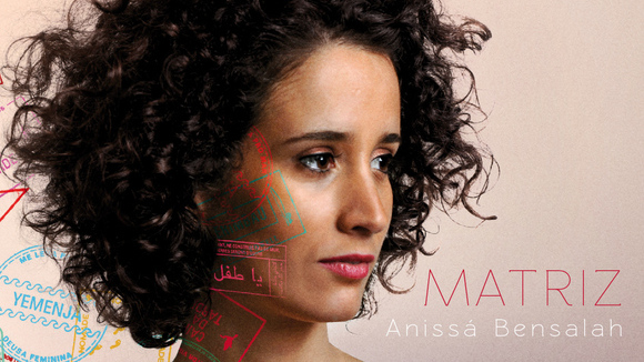 Anissa Bensalah - Worldmusic Ethnojazz Live Act in Paris