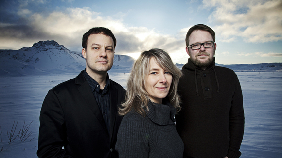 Sunna Gunnlaugs Trio - Jazz Live Act in Kopavogur