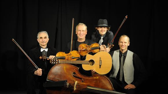 The String Company Erfurt - Jazz Klezmer Blues Celtic Folk Live Act in Erfurt