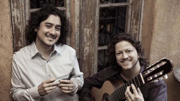 Vitor Lopes & Emiliano Castro - Worldmusic Live Act in Sao Paulo