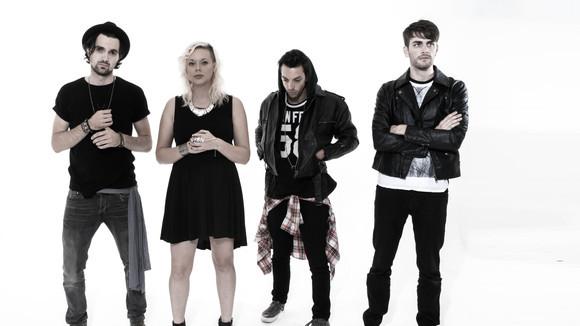 Shatter Effect - Alternative Indiepop Rock Live Act in wolverhampton