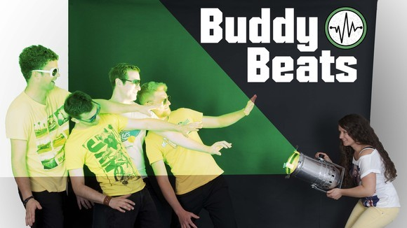 Buddy Beats - Rock Acoustic Pop Live Act in Pocking