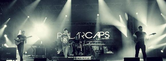 Polar Caps - Pop Alternative Indietronica Live Act in London