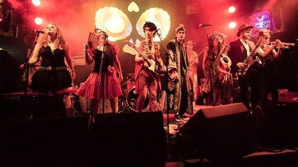 WTU - Funk Afrobeat Jazz Live Act in Liverpool