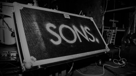 Sons. - Rock Indie Live Act in Bristol