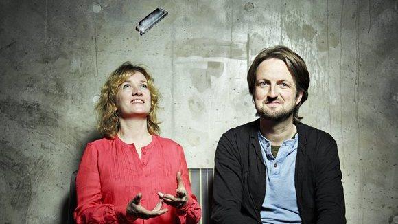Hermine Deurloo/Rembrandt Frerichs/Jorg Brinkmann/Jim Black - Jazz Nu Jazz Melodic Improvisation Piano Live Act in Amsterdam