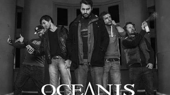 Oceanis - Heavy Metal Live Act in Liverpool