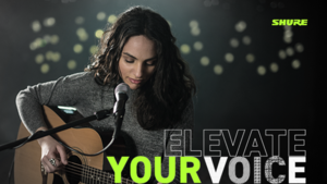 Elevate Your Voice with Shure - Live on Twitch