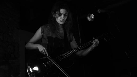 OGWO-MalenaSardi - Rock Postrock Experimental Noise Rock Rock Live Act in Vaud