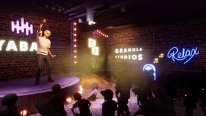 3D Concert at Yabal Virtual Music Festival World