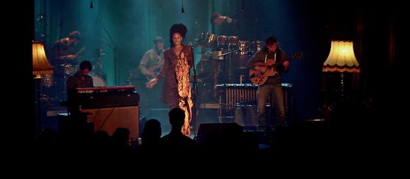 Okon & The Movement - Jazz Live Act in Antwerpen