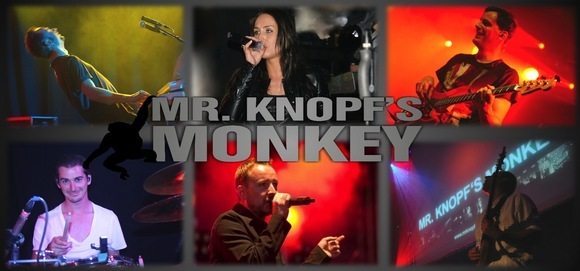 MR. KNOPF'S MONKEY - Rock Pop Soul Live Act in Simbach/Inn
