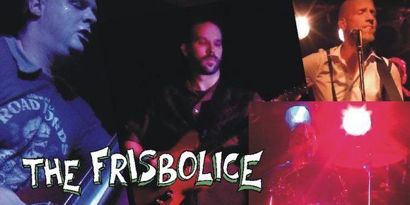 Frisbolice - Alternative Rock 'n' Roll Rockabilly Live Act in Oldenburg