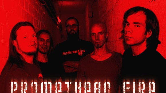 PROMETHEAN FIRE - Heavy Metal Death Metal Melodic Live Act in Kassel