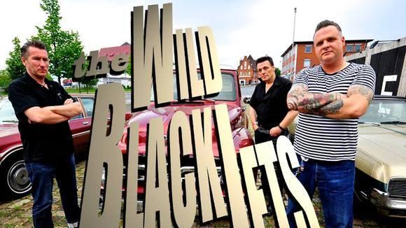 Wild Black Jets - Rock Rock 'n' Roll Rockabilly Live Act in Bremen