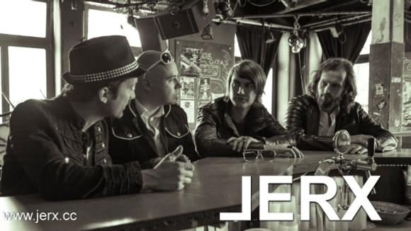JERX - Pop Alternative Emo Punk Rock Live Act in Berlin